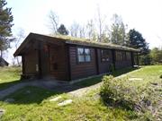 Ferienhaus in Knebel für 6 Personen