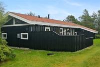 Ferienhaus in Slettestrand für 8 Personen