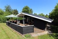 Ferienhaus in Bork Havn für 6 Personen