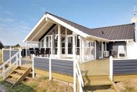 Ferienhaus in Bjerregard für 6 Personen