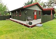Ferienhaus in Hou für 7 Personen