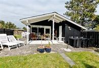 Ferienhaus in Hou für 5 Personen