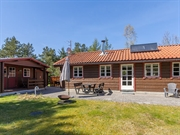 Ferienhaus in Hals für 6 Personen