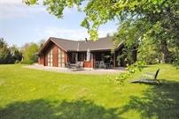 Ferienhaus in Lyngs für 8 Personen