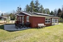 Ferienhaus in Bisnap, Hals für 6 Personen