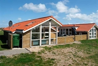 Ferienhaus in Vejlby Klit für 11 Personen