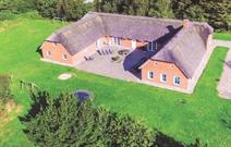Ferienhaus in Vester Husby für 24 Personen