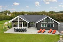 Ferienhaus in Skastrup strand für 16 Personen