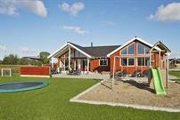 Ferienhaus in Köbingsmark für 16 Personen