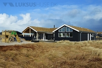Ferienhaus in Söndervig für 18 Personen
