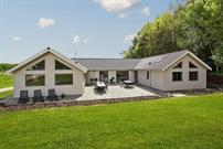 Ferienhaus in Fjellerup für 24 Personen