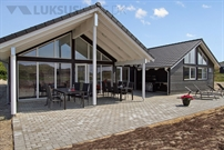 Ferienhaus in Hvide Sande für 20 Personen