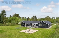 Ferienhaus in Fjellerup für 20 Personen