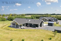 Ferienhaus in Skastrup strand für 12 Personen