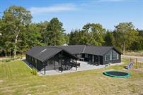 Ferienhaus in Asserbo für 20 Personen