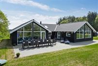 Ferienhaus in Fjellerup für 14 Personen