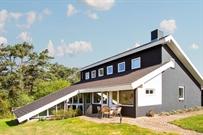 Ferienhaus in Glyngöre für 20 Personen