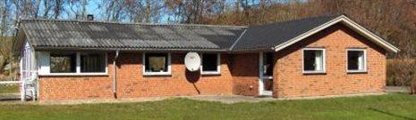 Ferienhaus in Ejsingholm für 6 Personen