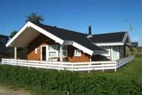 Ferienhaus in Hvidbjerg für 8 Personen