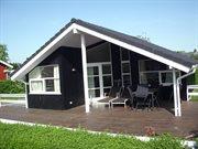 Ferienhaus in Fölle Strand für 6 Personen