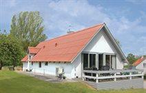 Ferienhaus in Helgenäs für 10 Personen