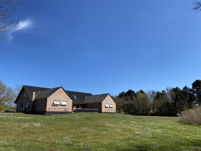 Ferienhaus in Udbyhöj für 33 Personen