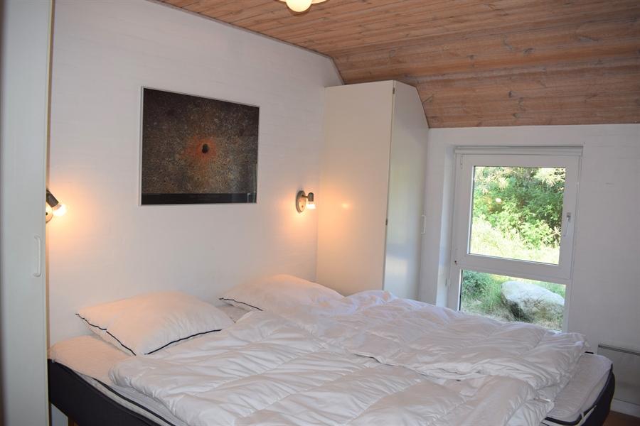 Eines der 4 gleiche Schlafzimmer in beiden Häusern
