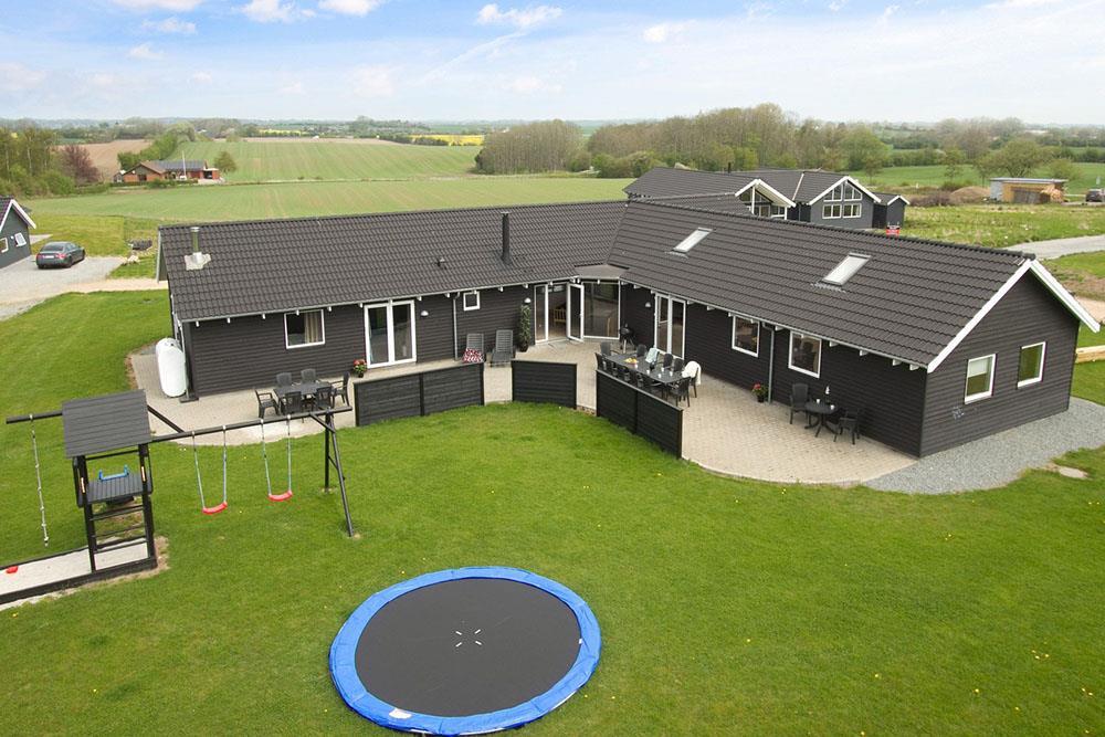 Ferienhaus in Kegnäs für 18 Personen