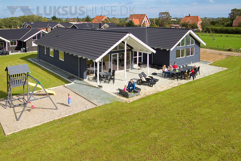 Ferienhaus in Kegnäs für 16 Personen
