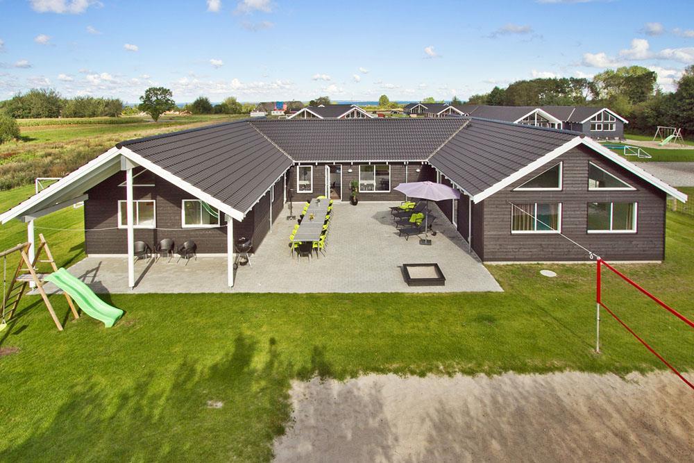 Ferienhaus in Köbingsmark für 20 Personen