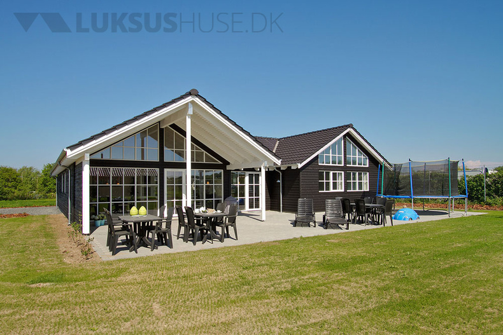 Ferienhaus in Saksild für 14 Personen