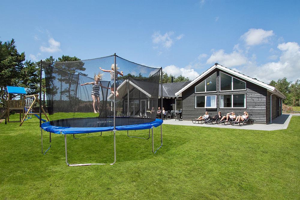 Ferienhaus in Dueodde für 18 Personen