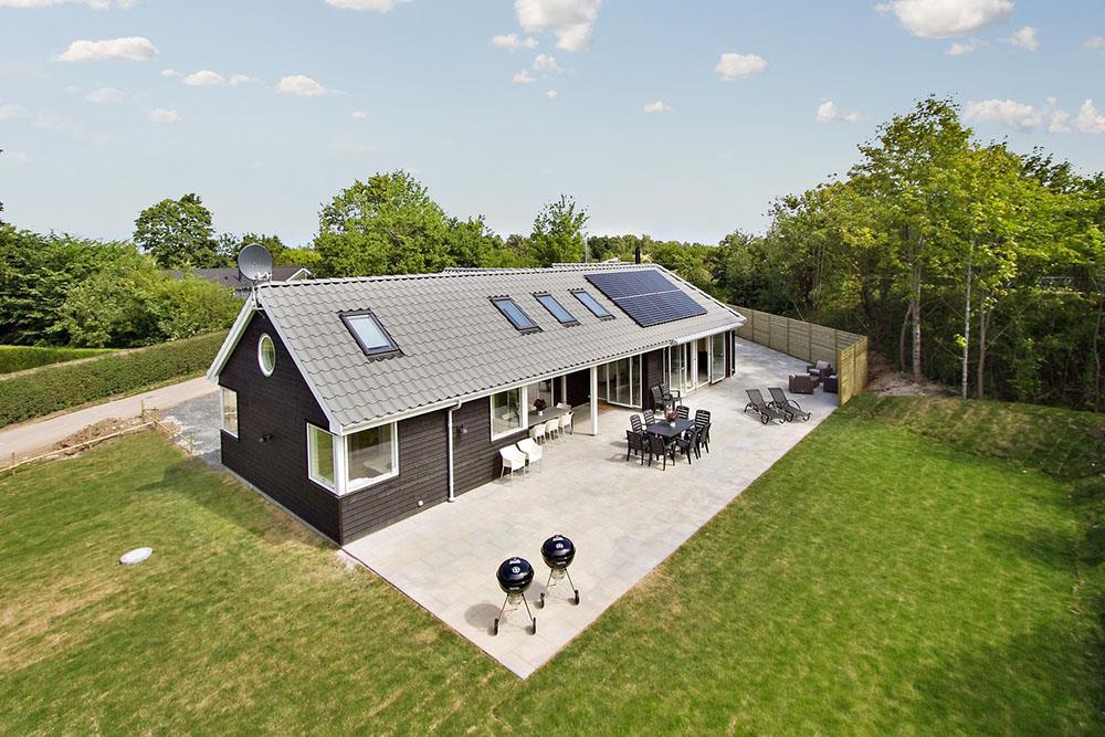 Ferienhaus in Tisvildeleje für 14 Personen