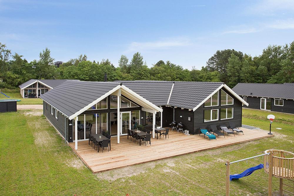 Ferienhaus in Vejby Strand für 16 Personen