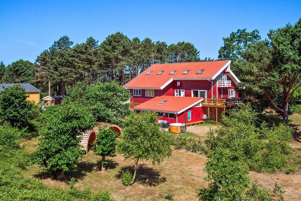 Ferienhaus in Ebeltoft für 28 Personen