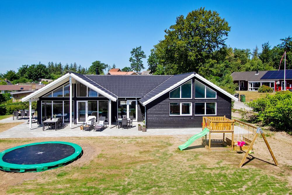 Ferienhaus in Hvidbjerg für 16 Personen