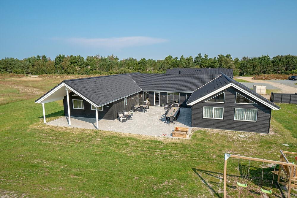 Ferienhaus in Houstrup Strand für 20 Personen