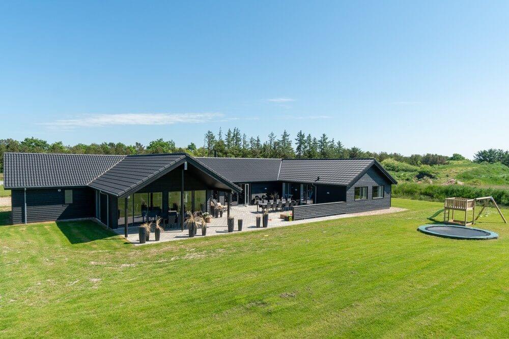 Ferienhaus in Houstrup Strand für 26 Personen