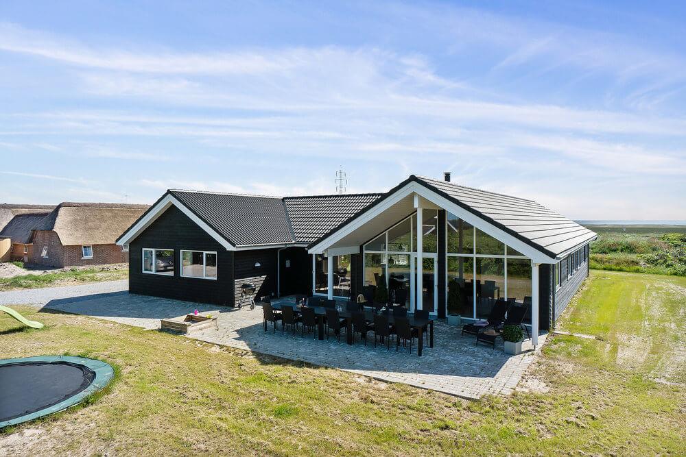 Ferienhaus in Klegod für 18 Personen