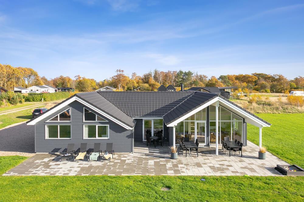 Ferienhaus in Samsö für 18 Personen