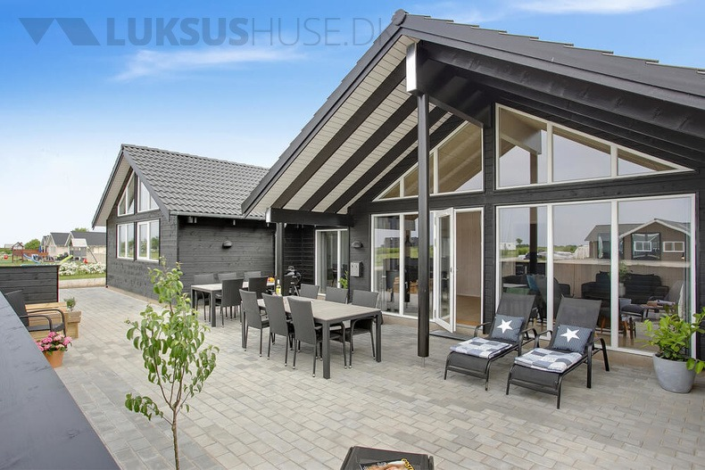Ferienhaus in Juelsminde für 14 Personen