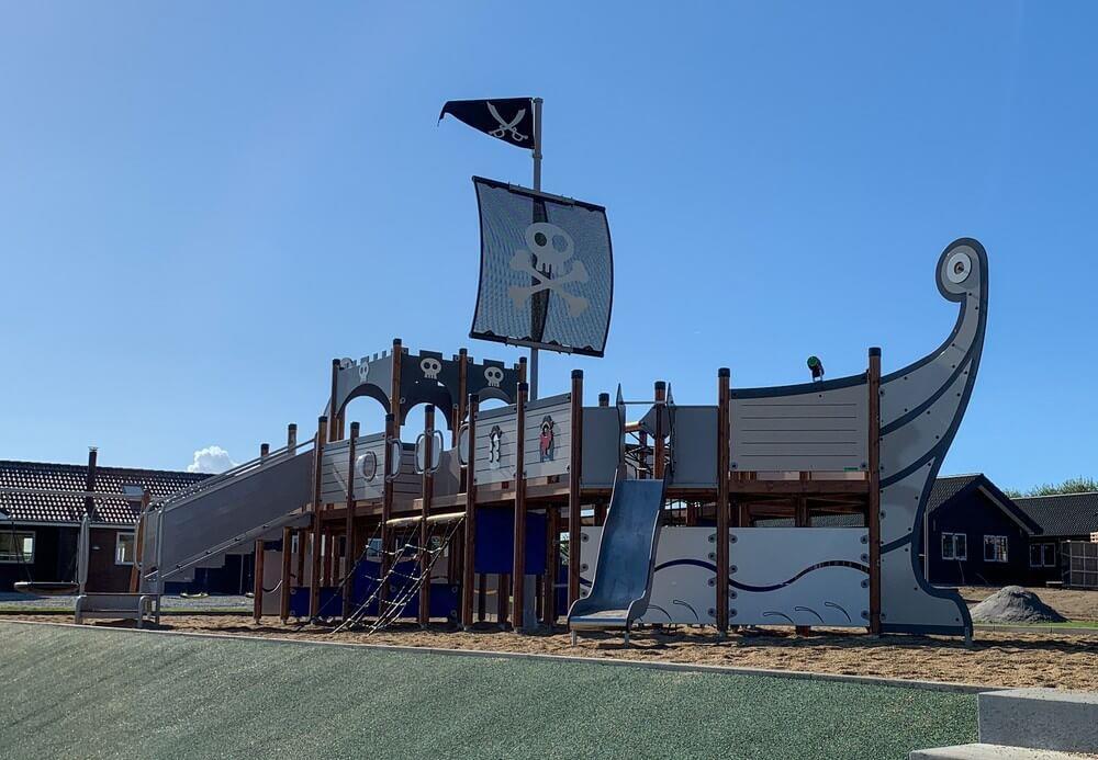 Ferienhaus in Mommark für 30 Personen