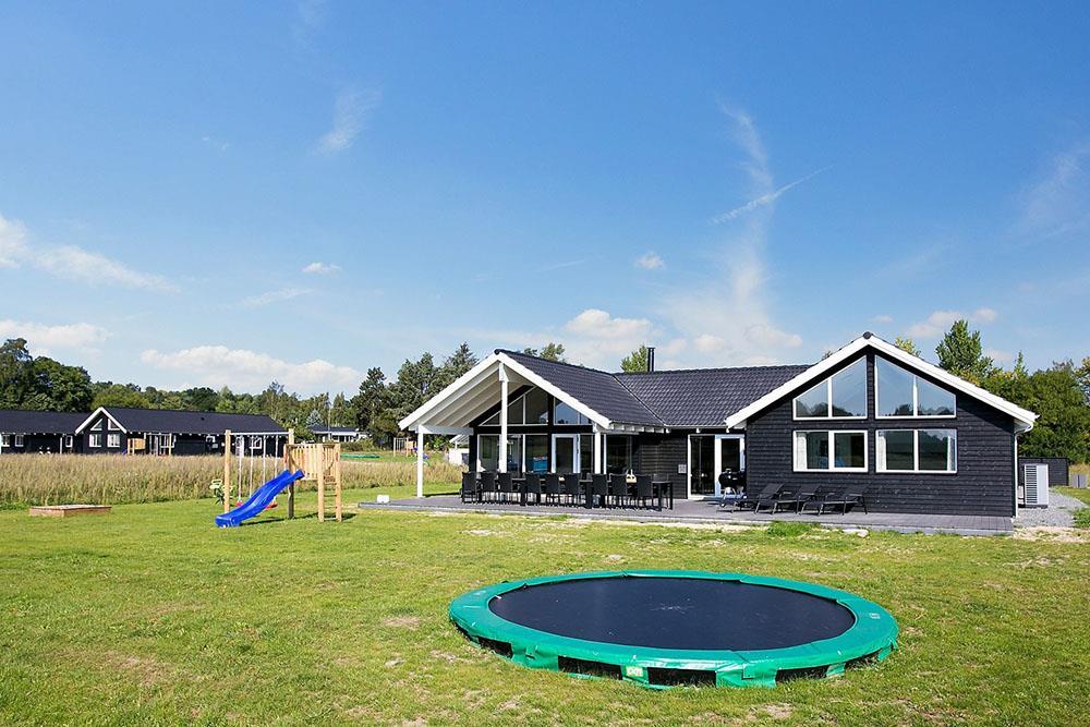 Ferienhaus in Vejby Strand für 18 Personen
