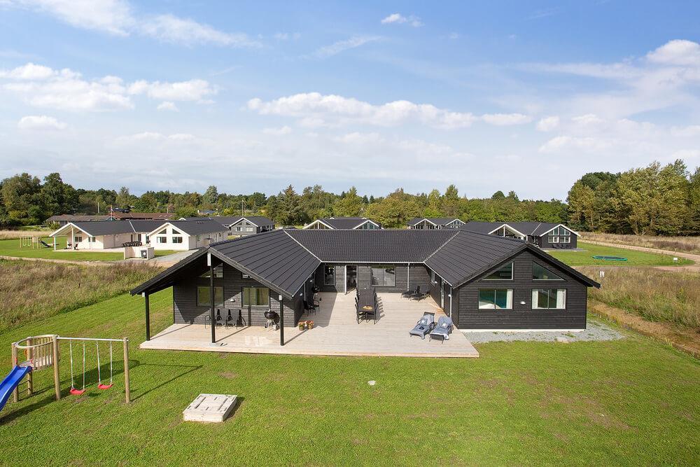 Ferienhaus in Vejby Strand für 20 Personen