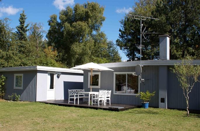 Ferienhaus in Nödebohuse für 7 Personen