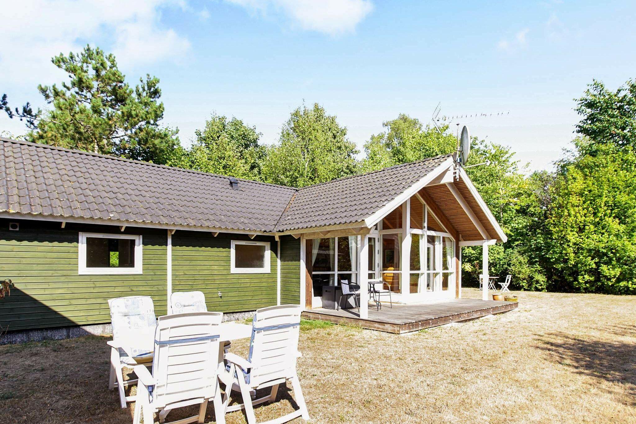 Ferienhaus in Vig für 6 Personen