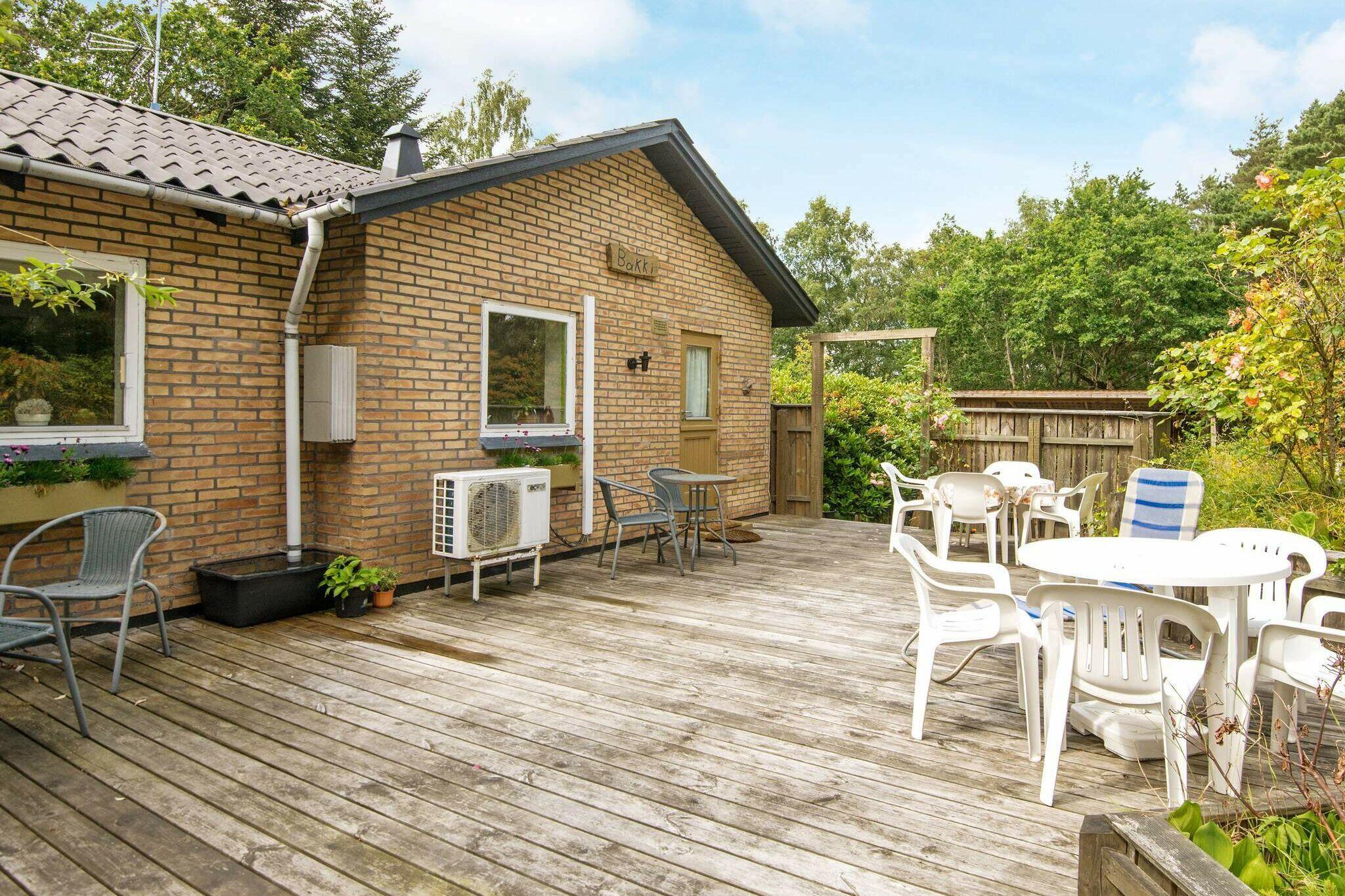 Ferienhaus in Glesborg für 4 Personen