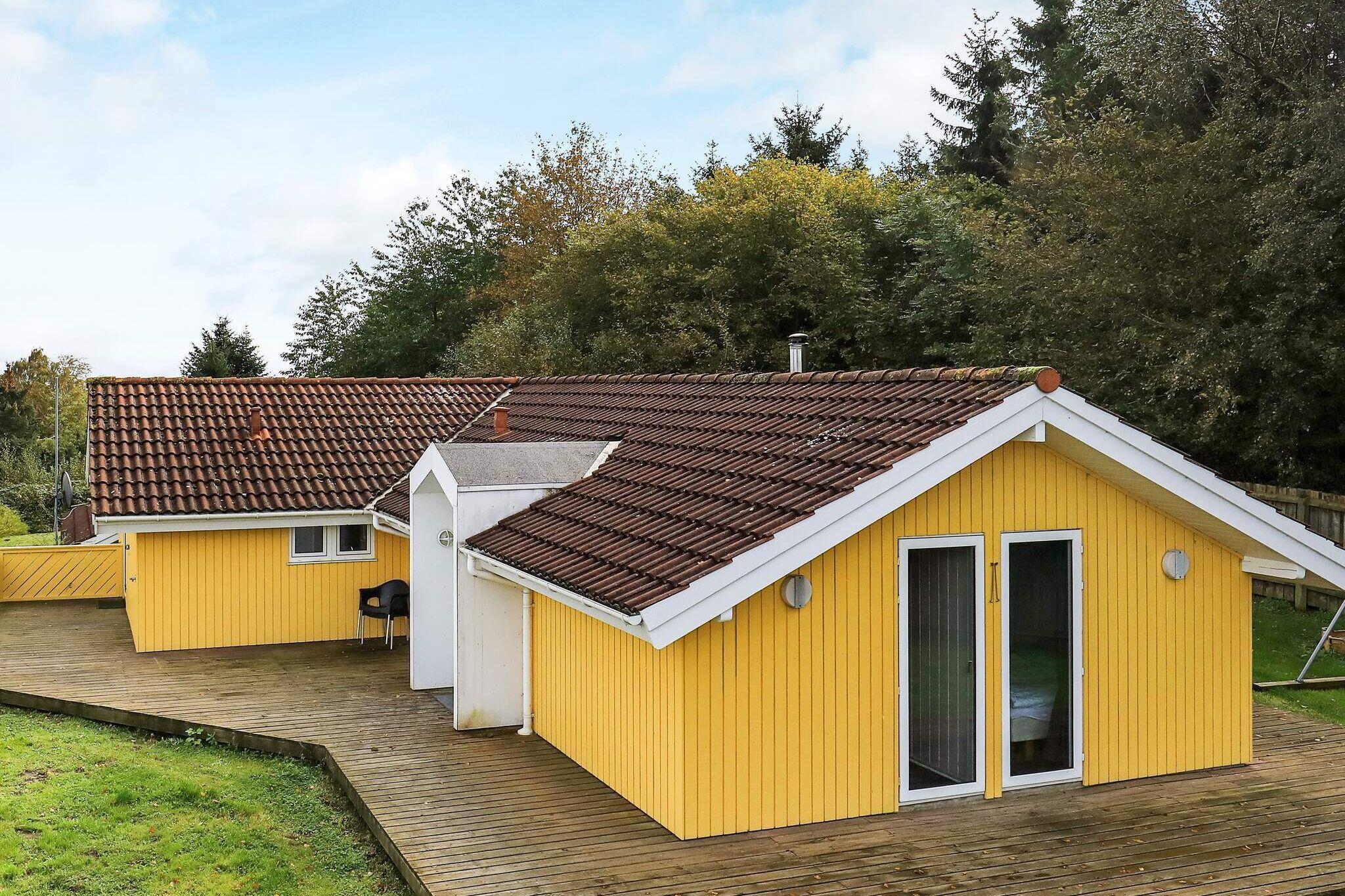 Ferienhaus in Rudköbing für 10 Personen