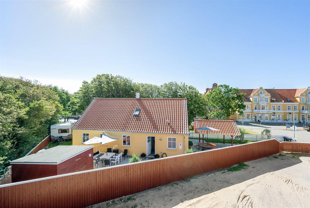 Ferienhaus in Skagen, Midtby für 10 Personen