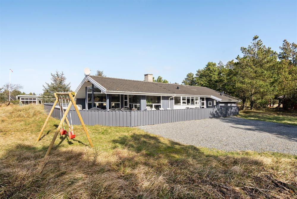 Ferienhaus in Vejers Strand für 8 Personen